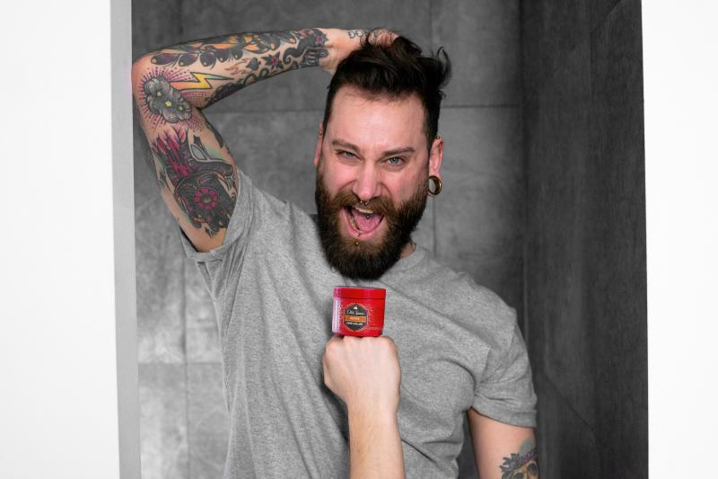 Old Spice Styling Putty