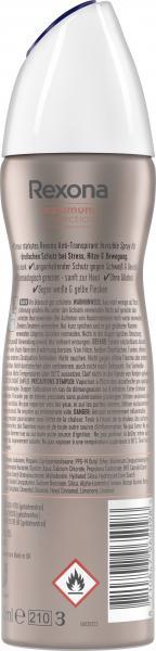 Rexona Maximum Protection Invisible Deo Spray extra stark