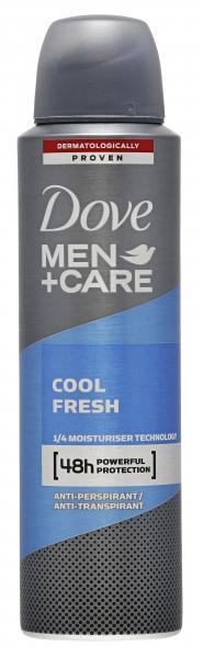Dove Men+Care Cool Fresh Deo Spray