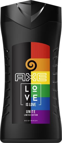 AXE Bodywash Unite Love is Love Limited Edition