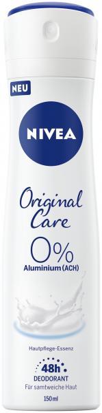 Nivea Original Care Hautpflege-Essenz Deo-Spray