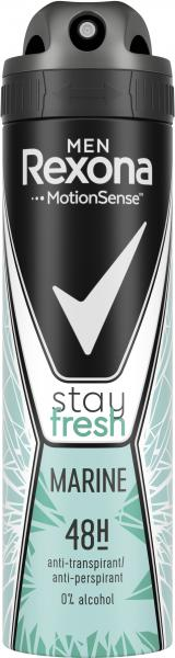Rexona Men Stay fresh Marine Deo Spray