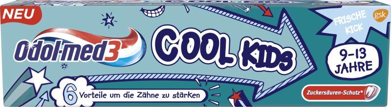 Odol-med3 Zahnpasta Cool Kids