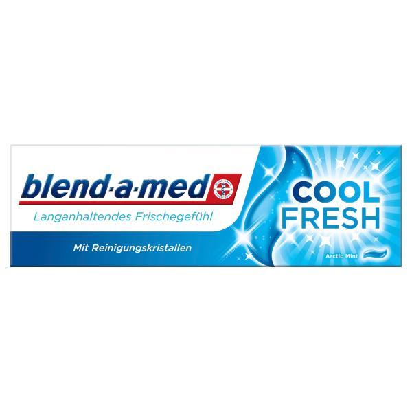 Blend-a-med Zahncreme Cool Fresh Arctic mint