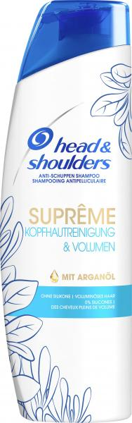 Head & Shoulders Anti-Schuppen Shampoo Suprême Kopfhautreinigung & Volumen