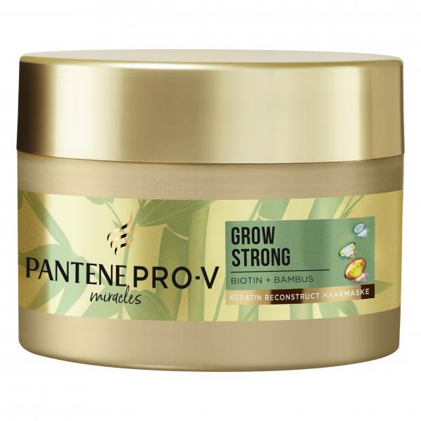 Pantene Miracles Haarmaske Grow Strong
