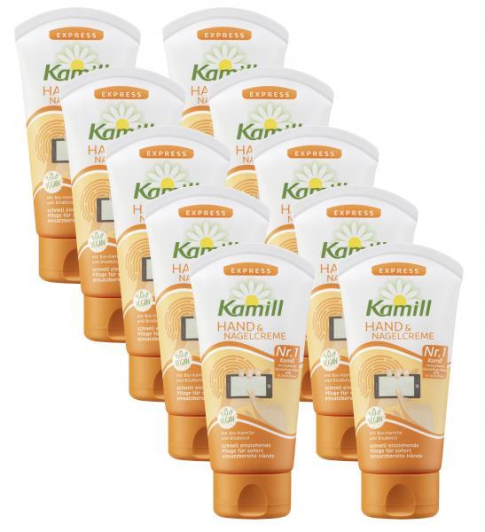 Kamill Hand & Nagelcreme express
