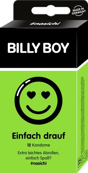 Billy Boy Kondome Einfach drauf