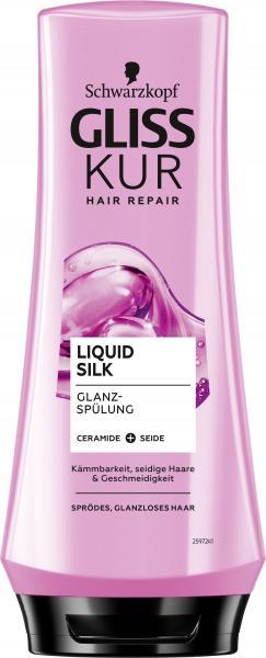 Schwarzkopf Gliss Kur Spülung Liquid Silk