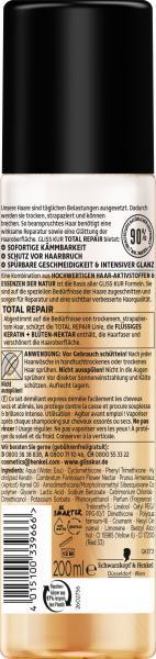 Schwarzkopf Gliss Kur Express-Repair-Spülung Total Repair