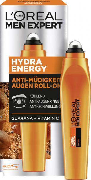 L'Oréal Men Expert Hydra Energy Augen Roll-On