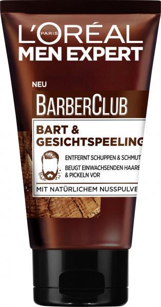 L'Oréal Men Expert Barber Club Bart & Gesichtspeeling