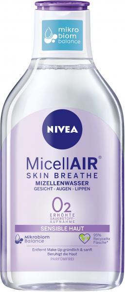 Nivea MicellAIR Mizellenwasser sensible Haut