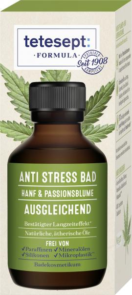 Tetesept Formula Anti Stress Bad Hanf & Passionsblume