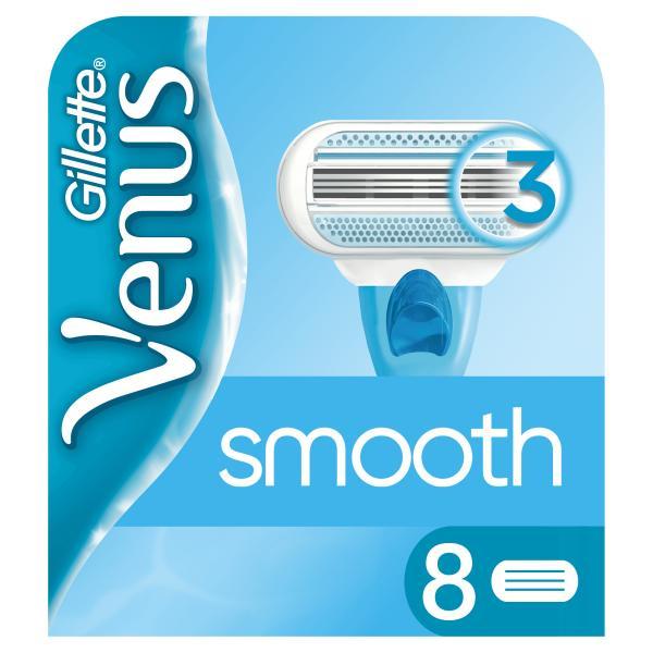 Gillette Venus Smooth Rasierklingen