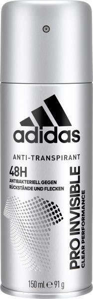 Adidas Pro Invisible 48h Anti-Transpirant