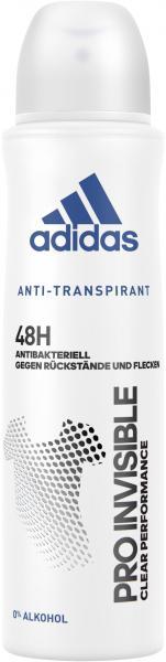 Adidas Pro Invisible 48h Anti-Transpirant women