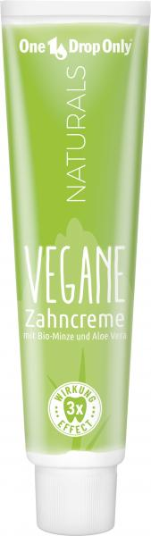 One Drop Only Naturals Vegane Zahncreme