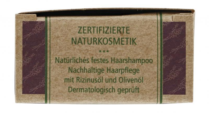 Kappus Natürliches Festes Shampoo Lavendel
