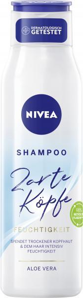 Nivea Shampoo zarte Köpfe Feuchtigkeit