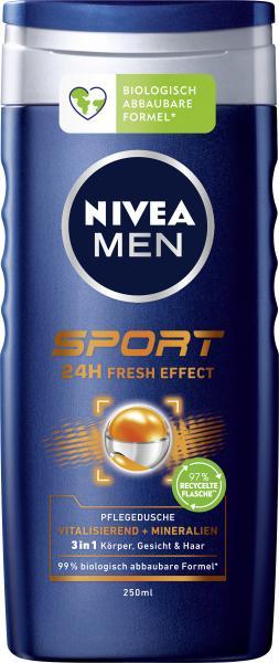 Nivea Men Pflegedusche Sport