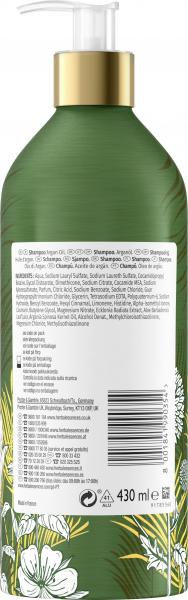 Herbal Essences Repair Shampoo Arganöl Aluminium-Spender