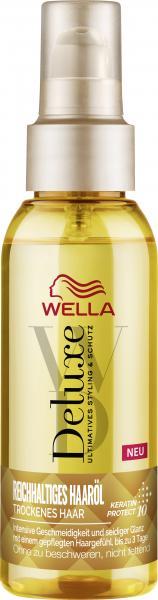 Wella Deluxe Reichhaltiges Haaröl