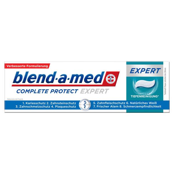 Blend-a-med Complete Protect Expert Tiefenreinigung Zahncreme