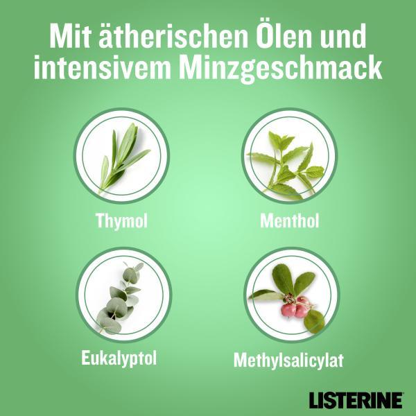Listerine Mundspülung Fresh Mint