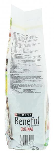 Beneful Original mit Rind, Gartengemüse und Vitaminen