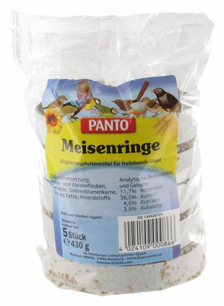 Panto Meisenringe 5er