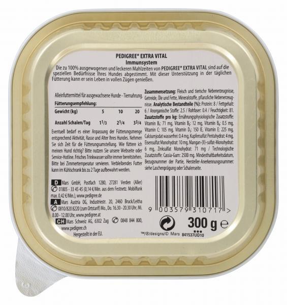 Pedigree Extra Vital pro Immunsystem
