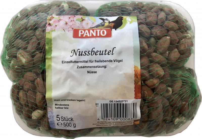 Panto Nussbeutel 5 Stück