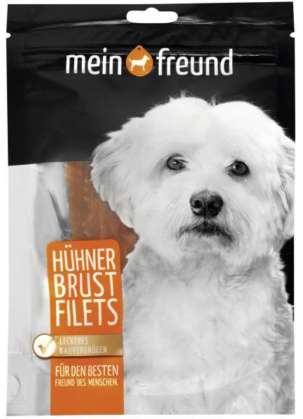 Mein Freund Hund Filetstreifen Huhn