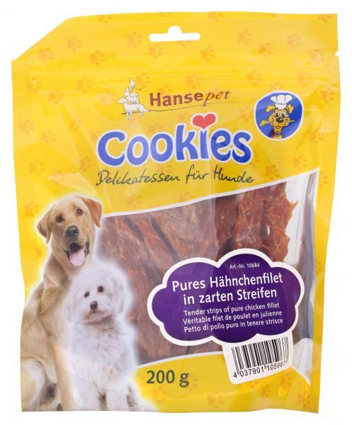 Hansepet Cookie's Hähnchenfilet in Streifen