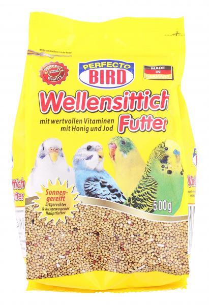 Perfecto Bird Wellensittichfutter