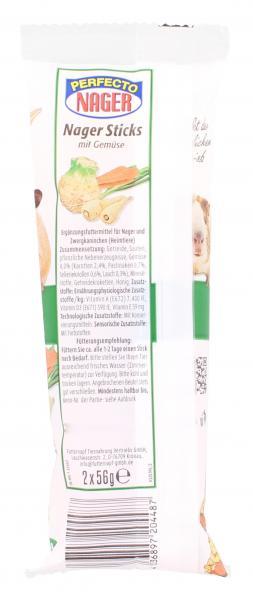 Perfecto Nager Sticks Gemüse