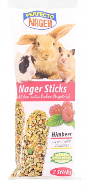 Perfecto Nager Sticks Himbeer
