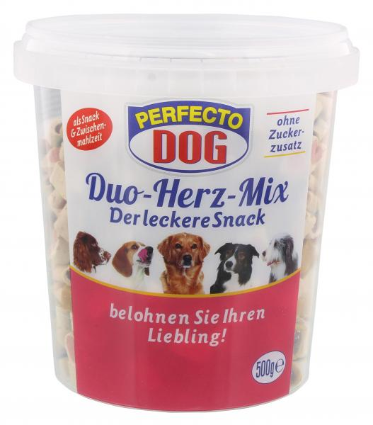 Perfecto Dog Duo-Herz-Mix