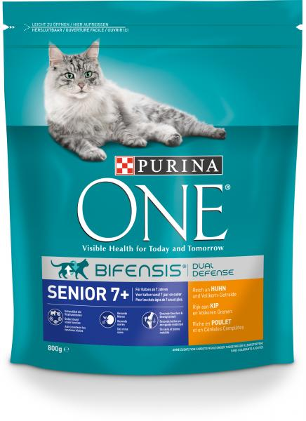Purina One Bifensis Senior 7+ Reich an Huhn