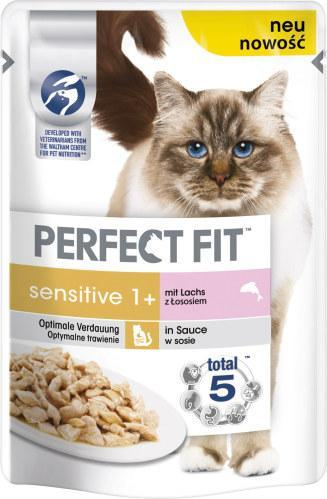 Perfect Fit Cat Sensitiv mit Lachs
