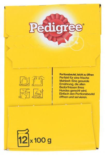 Pedigree Gelee mit Rind/Huhn/Lamm/Geflügel