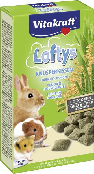 Vitakraft Loftys Knusperkissen für Nager