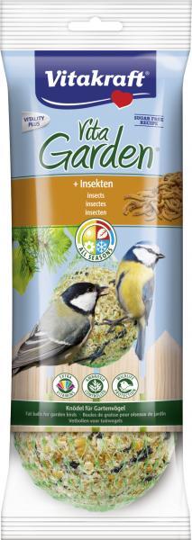 Vitakraft Vita Garden Gartenvögel Knödel + Insekten