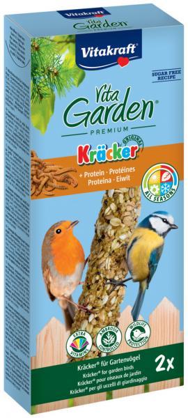 Vitakraft Vita Garden Kracker für Gartenvögel + Protein