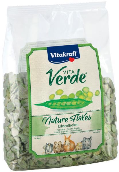 Vitakraft Vita Verde Nature Flakes Erbsenflocken