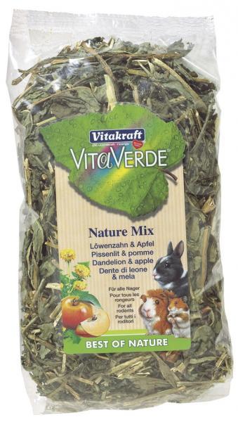 Vitakraft Vita Verde Nature Mix Löwenzahn + Apfel