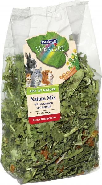 Vitakraft Vita Verde Nature Mix Löwenzahn und Karotte