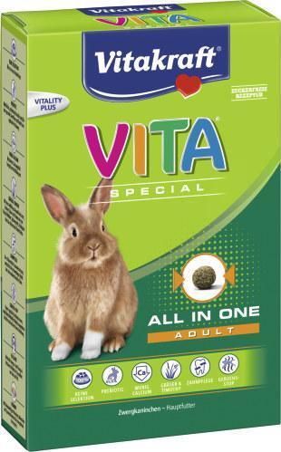 Vitakraft Vita Special All in One Zwergkaninchen