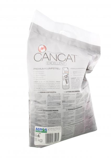 Cancat Excellent Katzenstreu mit Babypuderduft